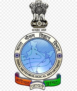The India Meterological Department is responsible for meterological observations, weather forecasting and seismology