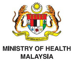 Ministry of Health (MOH) Malaysia logo